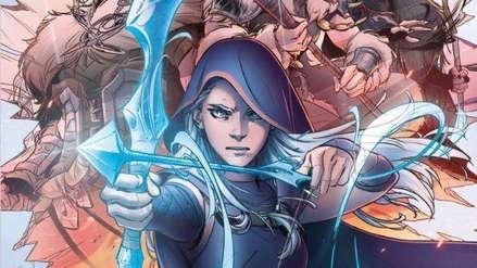 Marvel y League of Legends se unen en cómic protagonizado por Ashe