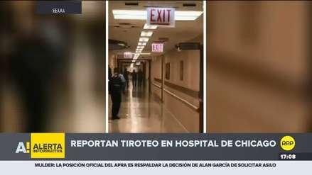Dos mujeres, un policía y el atacante, muertos en tiroteo en hospital de EE.UU.