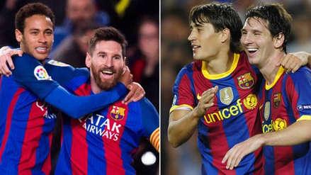 Barcelona: 9 jugadores que fueron llamados 'el nuevo Messi' y se quedaron en el camino