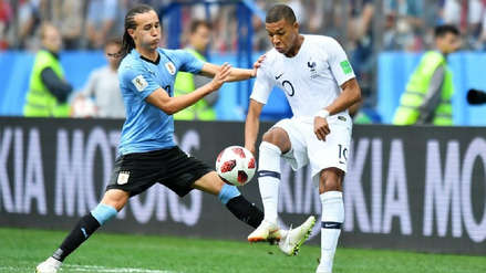 Uruguay vs. Francia EN VIVO: chocan hoy en amistoso internacional  FIFA