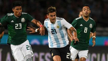 Argentina vs. México EN VIVO: se juega la revancha por fecha FIFA