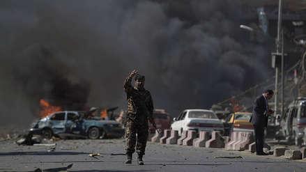 Atentado suicida en Afganistán dejó al menos 40 muertos durante una reunión religiosa