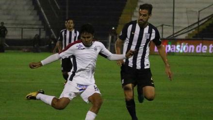 Alianza Lima igualó 1-1 ante San Martín y aún sueña con ganar el Torneo Clausura