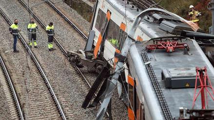 España: un muerto y 49 heridos tras descarrilamiento de tren en Barcelona