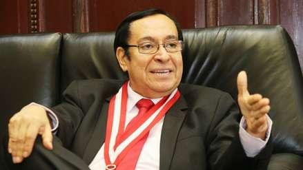 Asociación de jueces pide que el presidente del Poder Judicial pueda postular a la reelección