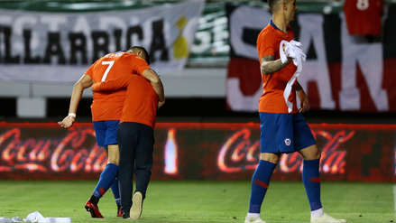 Chile vs. Honduras: un niño se metió al campo tras gol de Alexis Sánchez