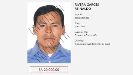 """Cayó en Cusco uno de """"Los más buscados"""" por violación sexual de menor de edad"""
