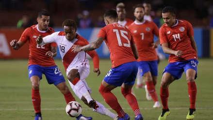Ricardo Gareca: el análisis del técnico tras la derrota de la bicolor ante Costa Rica