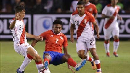 Perú vs. Costa Rica: resumen, goles y mejores jugadas del partido amistoso en fecha FIFA