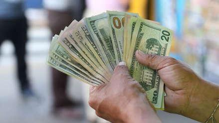Tipo de cambio: Precio del dólar sigue al alza y sube a S/3.385