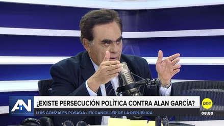 """Gonzales Posada justificó el término """"terroristas"""" usado contra agresores de Luis Alva Castro"""