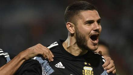 Argentina vs. México: la Albiceleste ganó 2-0 con goles de Icardi y Dybala en amistoso FIFA