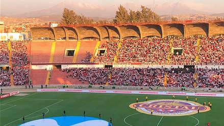 Así viven los hinchas arequipeños la previa del Perú vs. Costa Rica