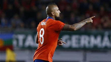 Chile vs. Honduras: la 'Roja' goleó 4-1 con doblete de Arturo Vidal en amistoso FIFA