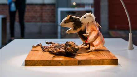 """El cuy es exhibido en el """"museo de comida asquerosa"""" en Europa [FOTOS y VIDEO]"""