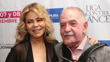 Gisela Valcárcel se alista para regresar al teatro junto con 'Chema' Salcedo