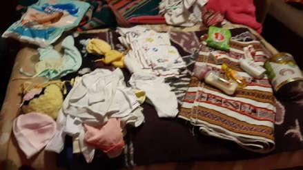 Mujer pagó 300 soles a cambio de bebé recién nacida en Calca