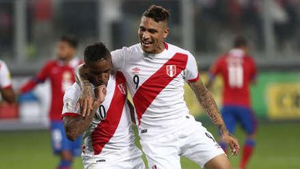 Selección Peruana: Jefferson Farfán pidió unión y Paolo Guerrero le respondió