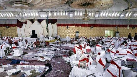 Atentado en Kabul: Al menos 50 muertos y 72 heridos en un ataque en un salón de bodas