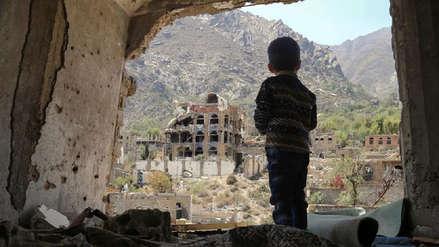 Unos 85,000 niños han muerto de hambre en Yemen en los últimos cuatro años