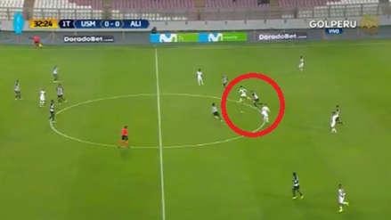Alianza Lima vs. San Martín: el 'tiki taka' de los santos que casi termina en el gol del año