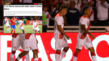 Así informó la prensa internacional tras la nueva derrota de la Selección Peruana