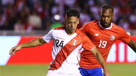 Cristian Benavente analizó así su desempeño ante Costa Rica | VIDEO