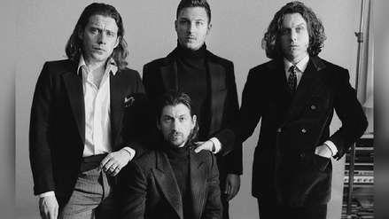 Arctic Monkeys tocará en Lima el 26 de marzo de 2019