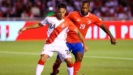 Cristian Benavente y las conclusiones que dejó en los amistosos de la Selección Peruana