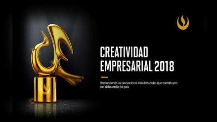 Creatividad Empresarial 2018: conoce las innovaciones más destacadas este 22 de noviembre