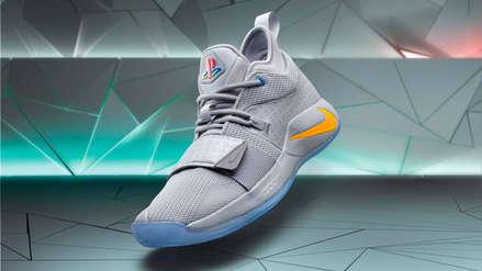 Nike y PlayStation colaboran para crear un modelo de zapatillas