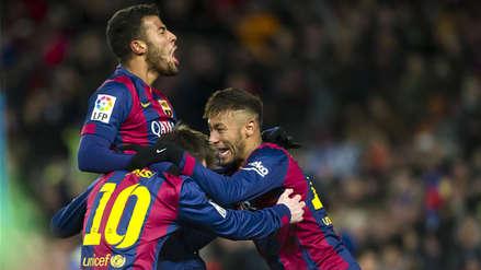 Jugador del Barcelona pide abiertamente el regreso de Neymar al club