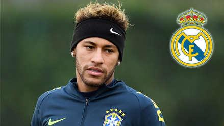 Neymar: Real Madrid y su inesperada postura sobre el fichaje del brasileño