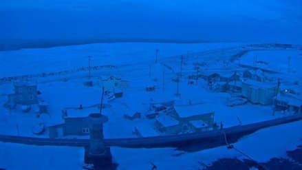 Utqiagvik, la ciudad de Alaska que pasará 65 días sin la luz del sol