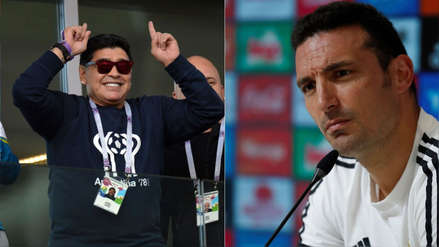 YouTube Viral | Diego Maradona sobre Scaloni: