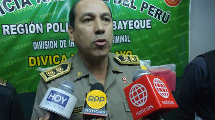 PNP asegura que será difícil ejecutar desalojo a comerciantes de mercado Modelo de Lambayeque