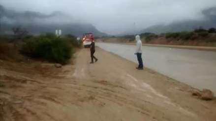 Lambayeque: Comuneros bloquean vía hacia tierras nuevas del Proyecto Olmos
