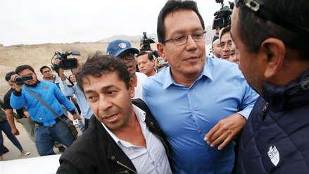 Poder Judicial resolverá en 48 horas pedido de prisión preventiva contra Félix Moreno