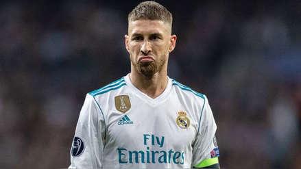 Sergio Ramos: la UEFA desmintió irregularidades en sus pruebas de dopaje