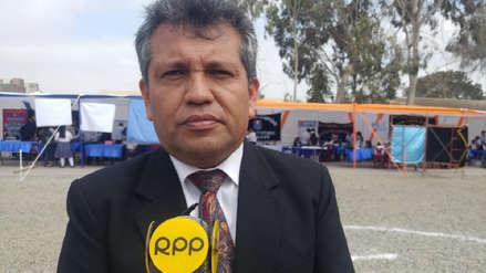 Director de la Ugel Chiclayo confía en seguir en el cargo hasta el 2020