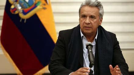 Ecuador | El presidente Lenín Moreno pide la renuncia de todos sus ministros