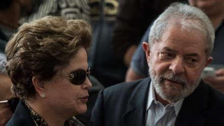 Lula y Dilma Rousseff serán enjuiciados por asociación ilícita en caso de corrupción