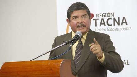 Policía Nacional: Hay orden de ubicación y captura contra el gobernador regional de Tacna