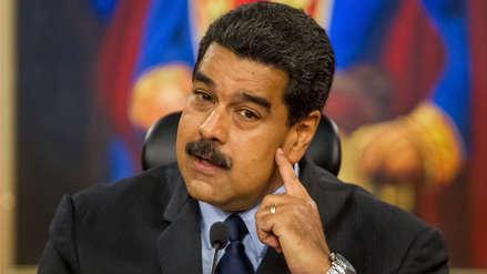 Juez en el exilio pide que México detenga a Nicolás Maduro