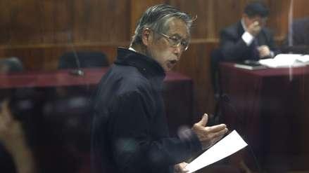 Alberto Fujimori | Sala dejó al voto la acumulación de expedientes vinculados al Caso Pativilca