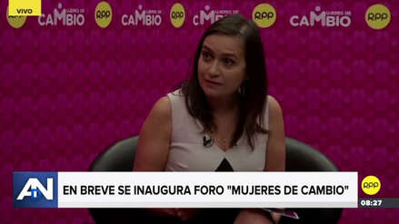 """Frida Delgado: """"Hay un enorme potencial de desarrollo desperdiciado por la falta de igualdad entre hombres y mujeres"""""""