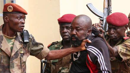 El miliciano 'Rambo' compareció ante La Haya por crímenes de guerra en África