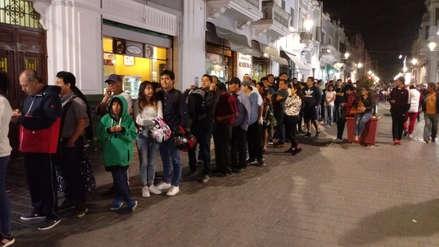 Caos durante la venta de entradas para clásico trujillano entre Mannucci y Vallejo