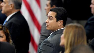 Hermano del presidente de Honduras fue arrestado en EE.UU. por sospecha de narcotráfico