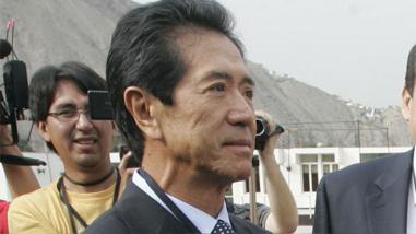 Juez ordenó 36 meses de prisión preventiva para Jaime Yoshiyama y dispuso su captura